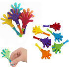 Hand Clappers Kid's Play Fun Party Bag Filler Loot Bag Clapping Sound Maker New