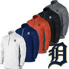 Nike Golf Detroit Tigers Therma Fit 1/2 Zip Pullover 2015 Mens NWT 5 Colors