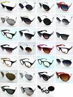 NEW SUNGLASSES AVIATOR WAYFARER RETRO STYLISH RETRO MENS GEEK WOMENS LADIES