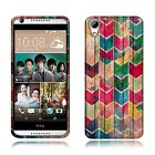 For HTC Desire 626 626S TPU Flexible Silicone Gel Skin Rubber Back Case Cover