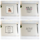 PERSONALISED WEDDING ANNIVERSARY ENGAGEMENT PARTY GUEST BOOK Unique Unusual Gift