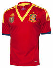 2012-13 Spain Adidas Home Soccer Football Jersey Shirt Top BNIB (ALL SIZES)