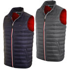 Tommy Hilfiger Golf 2015 Mens Nicholas FZ Sleeveless Lightweight Quilted Jacket