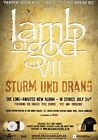 LAMB OF GOD VII: Sturm und Drang PHOTO Print POSTER Band Randy Blythe Shirt CD 3