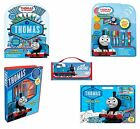 THOMAS & FRIENDS Pupitre/Color/Crear/Kits/Sets/Regalo/Pens/Activity/Locomotora