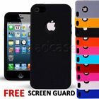 Soft silicone gel rings design durable bumper case cover For Apple iPhone 5 5s