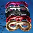 1x BASIC FANCY DRESS EYE MASK MASQUERADE BALL PARTY DICK TURPIN ZORRO CAT WOMAN