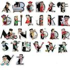 Betty Boop Alphabet Collection - Letters A - Z £19.99 GBP