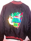 Men's Monster Match 1991 Pepsi Doritos Black / Orange Jacket Size L 44 / 46