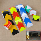 """2""""X118"""" Arrow Safety Warning Conspicuity Reflective Roll Tape Marking Sticker"""