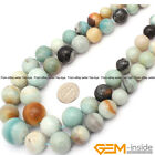 Natural Colorful Amazonite Gemstone Graduated Semi-finished Necklace Beads