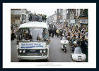 West Bromwich Albion 1968 FA Cup Final Open Top Bus Photo Memorabilia (521)