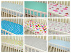 Nursery Baby Cotton Fitted Sheet 90/40 cm/120/60 cm/ 140/70 cm