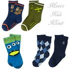 Gymboree Infant Boys Socks-Lawn Party, Flight School, Star Brights  12-24 Months