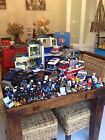 Huge Collection Of Playmobil Toys, Police, Fire And More