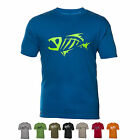 G Loomis Corpo SS Short Sleeve Crewneck Tagless Cotton Men's Tee T-Shirt