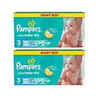 Pampers Active Baby Dry Midi Windeln Gr.3 4-9 kg Sparpack 27-648 Stk. Monatsbox