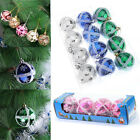 4X Bling Christmas Tree Decor Ball Bauble Hanging Xmas Party Ornament Decor Home
