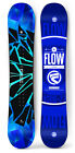 2016 FLOW Burst WIDE Mens All Mountain Snowboard NEW