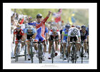 Mark Cavendish 2011 World Road Race Champion Cycling Photo Memorabilia (348)
