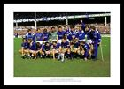 Everton FC 1987 League Champions Team Photo Memorabilia (197)