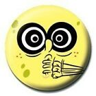 New SpongeBob Squarepants Badge - Crazy