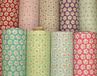 Dainty Flowers Multi Use Cotton Fabric - Curtain Blinds Craft Quilting Patchwork