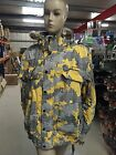 Protest Ski Men's Jamal Yellow Cab Snow Board Waterproof Jacket
