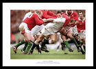 England Rugby Legend Lawrence Dallaglio Photo Memorabilia (819)