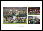 Ireland Rugby Team 2009 Six Nations Grand Slam Photo Memorabilia (IRMU09)