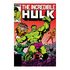 The Incredible Hulk, Issue #314 Cover by Marvel Comics Graphic Art on Canvas