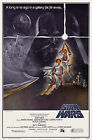 STAR WARS Mark Hammill Harrison Ford Modern Classic Movie Poster A1A2A3A4Sizes $12.22 AUD