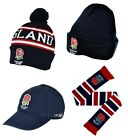 ENGLAND RUGBY (RFU) HAT/SCARF/BEANIE/CAP (Official Clothing) (Union/World Cup)