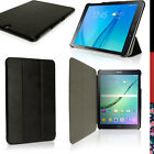 "PU Leather Smart Cover for Samsung Galaxy Tab S2 9.7"" SM-T810 Stand Folio Case"