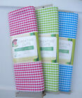 Creative Cuts 100% Cotton Fabric 2 yds Gingham - You Choose Quilting Home Decor