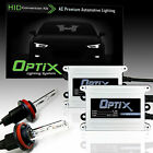 Optix Slim 55W AC HID Xenon Kit Headlight Low Beam Light H11 / Warranty (Grp B)