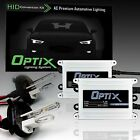 Optix 55W AC Slim Xenon HID Kit Headlight Light Low Beam H4 HB2 Hi Lo (Grp A)