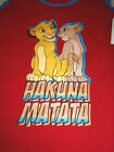 Disney Lion King Cami & Panty Set - Junior Sleepwear - You Choose Hakuna Matata