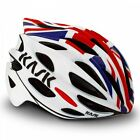 KASK Mojito Road Cycling Helmet - UK Flag Edition