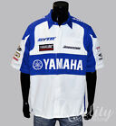 YAMAHA Racing Cotton Pit Crew Shirt by JH Design Retail $85