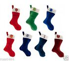 Football Stocking Christmas Xmas OFFICIAL Souvenir Gift for Presents