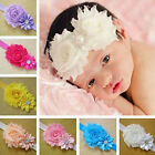 Toddler Infant Flower Headband Hair Bow Band Hair Accessories Kid Girl Baby 1PC