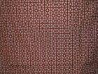 Kravet fabric by the yard geometric novelty Streetwise color red