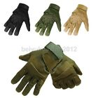 Full Finger Gloves Military Tactical Airsoft Hunting Assault Combat Cycling