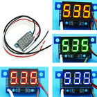 Mini LED 0-999mA DC 4-30V Digital Panel Ammeter Amp Ampere Meter with Wire Hot
