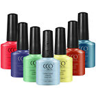 CCO NEW RELEASES LED UV GEL NAIL POLISH COLOURS SOAK OFF NAILS PROFESSIONAL UK
