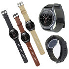 Genuine Leather Watch Band Wrist Strap For Samsung Gear S2 CLASSIC SM-R732