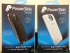 FAST FREE SHIP, NEW: PowerSkin Spare Rechargeable Battery Case for Galaxy S4 SIV