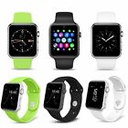 Fitness Sport Smart Watch For iOS Android Stainess Steel/Bluetooth/G-sensor/SIM
