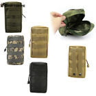 Tactical Molle Utility Open Top Zipper Organize Pouch Bag For Backpack Racksacks